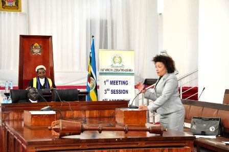 EALA Poses Questions to the Council of Ministers