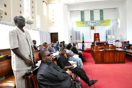 Implement Community Laws- EALA Urges Partner States