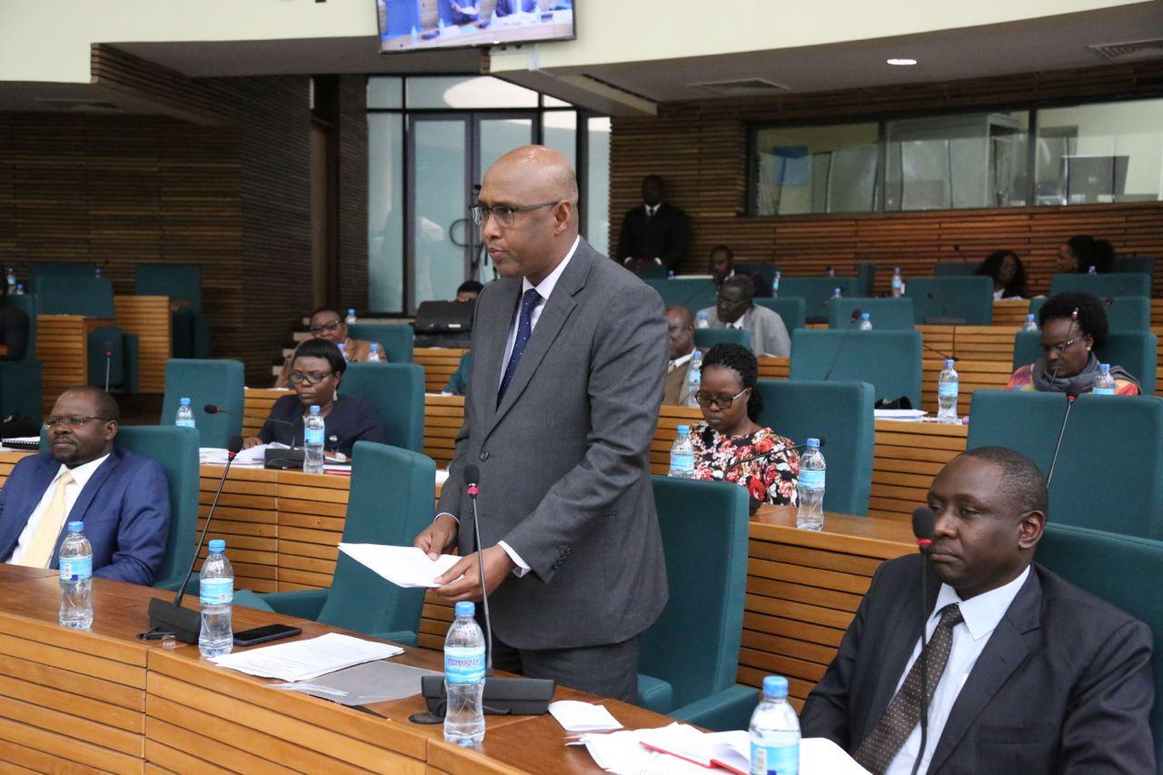 Mandate and Functions of EALA —East African Legislative Assembly
