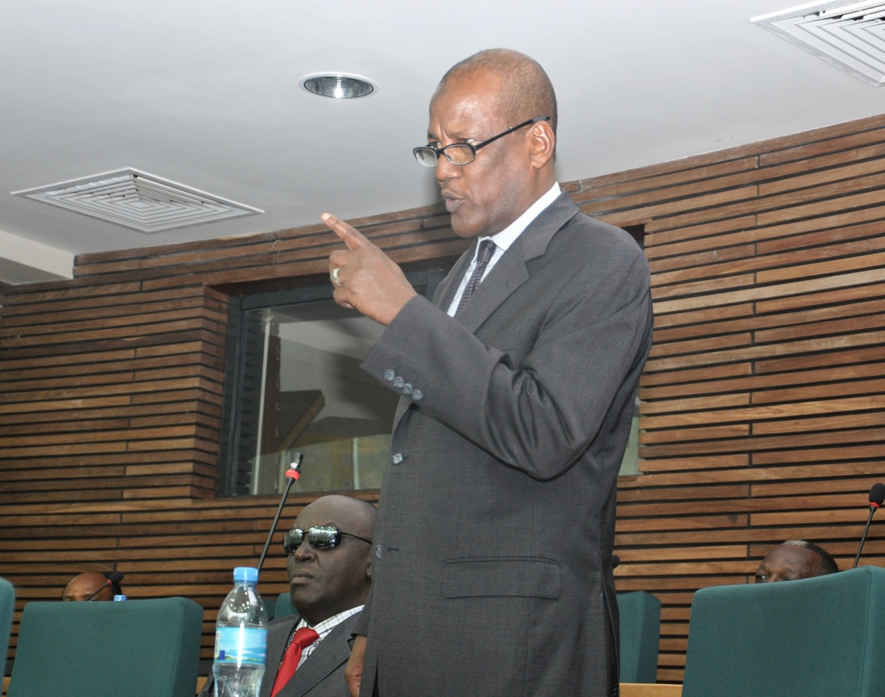 Hon AbuBakr Ogle moved the motion to have the Probe report presented to the EAC Heads of Summit and tabled in the House