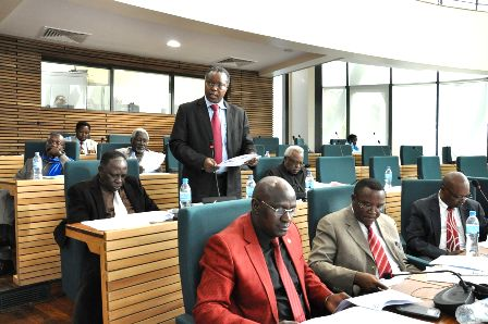 Assembly takes tough stance on internal audit systems in EAC institutions, proposes presentable format for Community's Annual Report