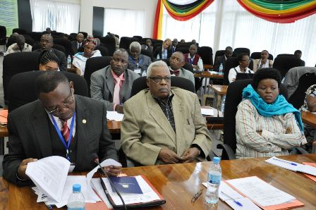 Regional Conference on East African Societies and Security Underway